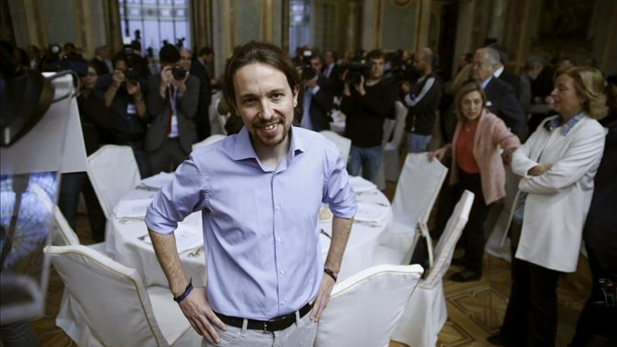 Iglesias defiende que no hay atajos jurídicos para un problema político