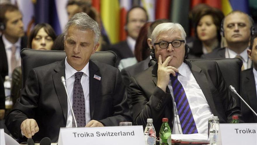 Alemania advierte de la fragilidad de la seguridad y la estabilidad en Europa