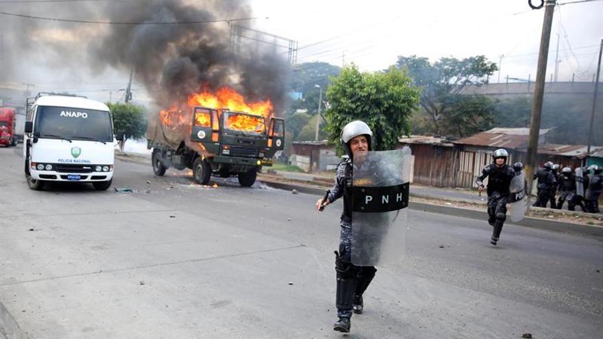 Crisis poselectoral en Honduras deja 18 muertos y oposición convoca protesta