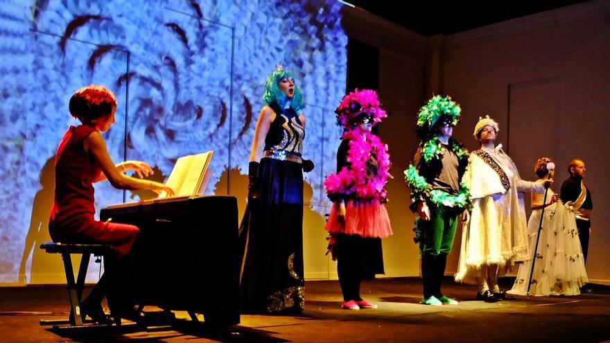Teatro Campos de Bilbao acogerá este domingo una doble sesión del espectáculo 'La Flauta Mágica. Tu Primera Ópera'