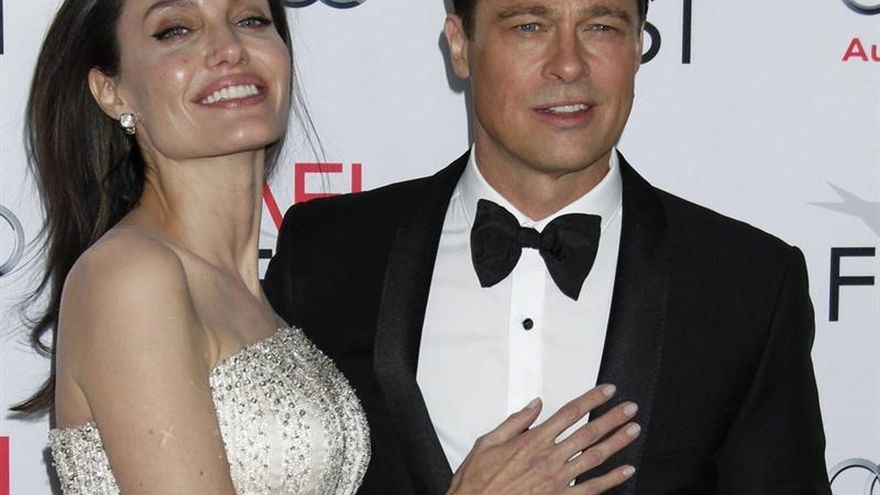 """Brangelina"", el fin de la pareja ideal de Hollywood"