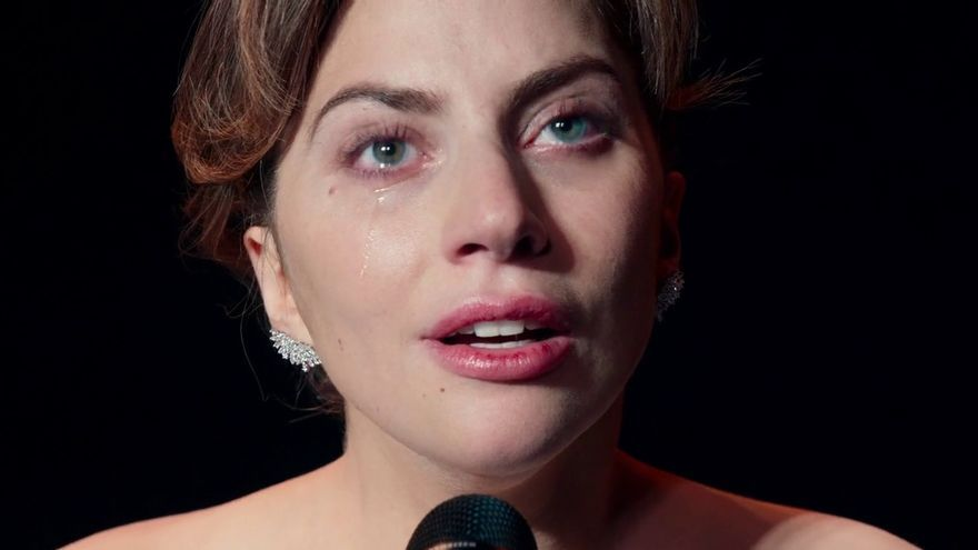 Lady Gaga en 'A star is born'
