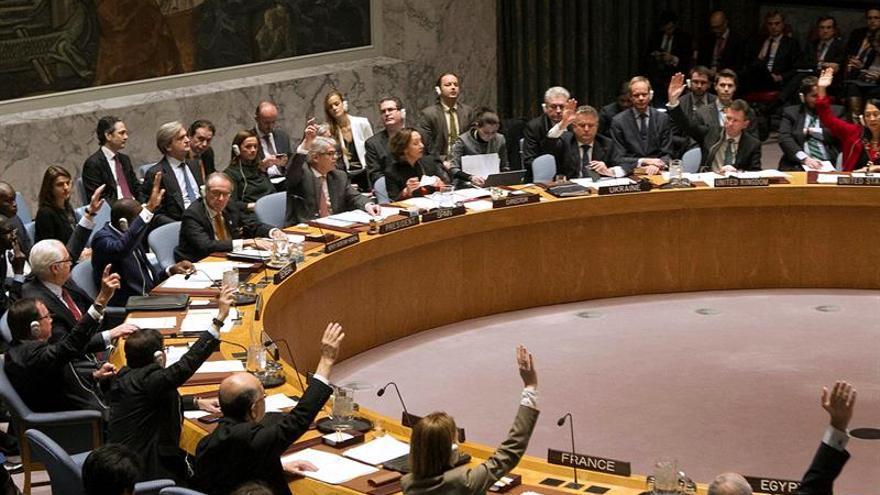 El Consejo de Seguridad de la ONU condena los ataques terroristas contra dos iglesias en Egipto