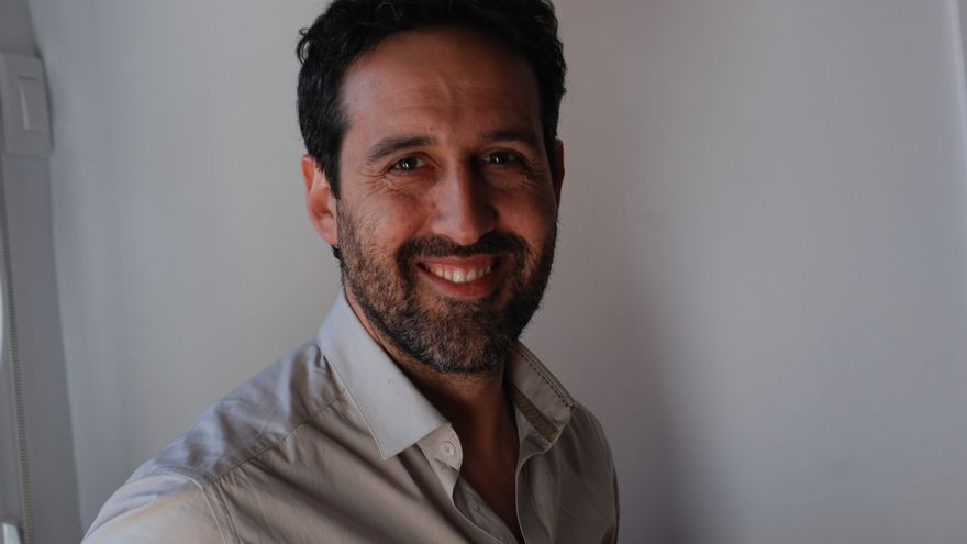 El pediatra Alfredo Tagarro