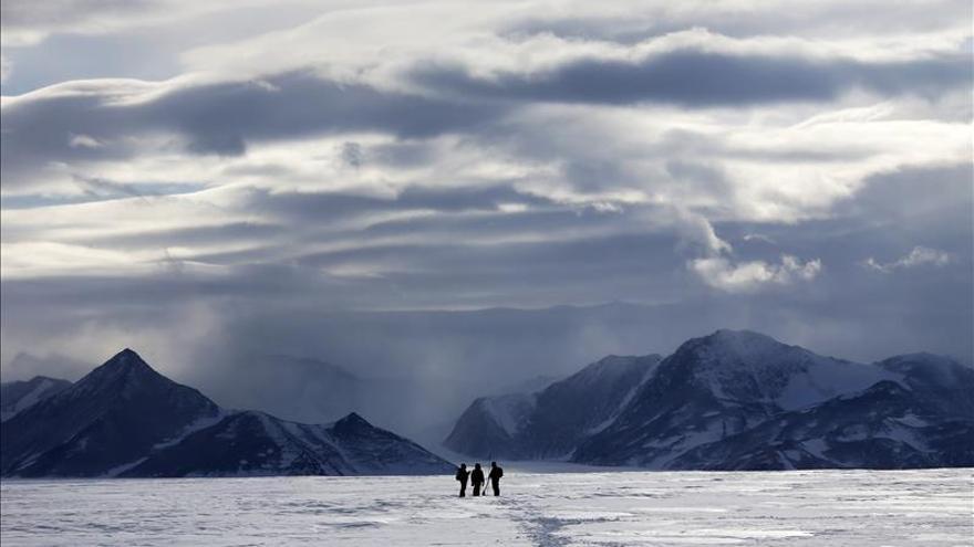 El agujero en la capa de ozono en la Antártida alcanza un tamaño récord en diciembre