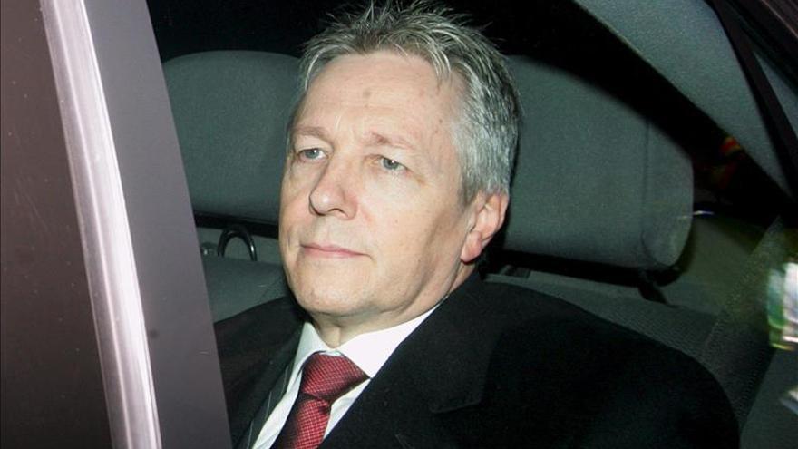 El ministro principal de Irlanda del Norte es dado de alta tras sufrir una dolencia cardiaca