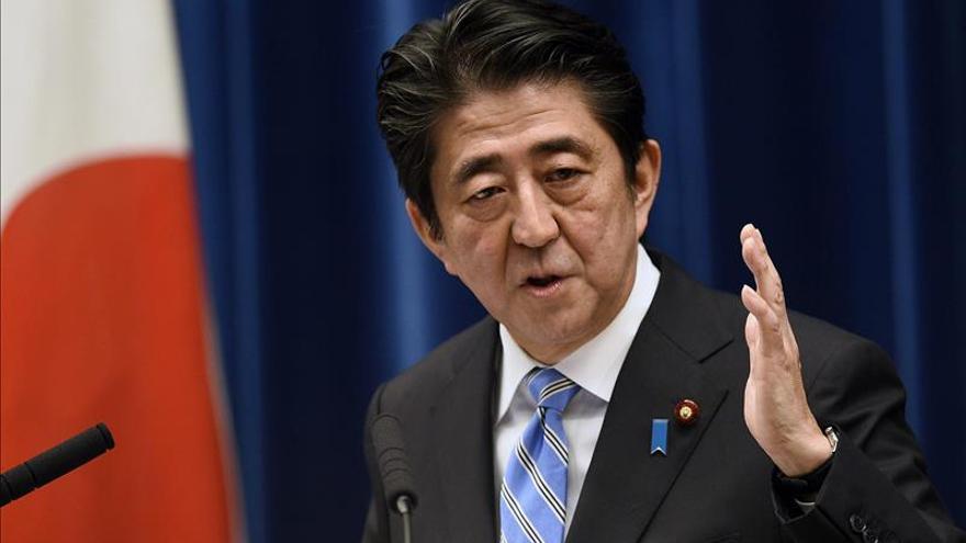 Abe disuelve hoy la Cámara Baja japonesa para celebrar elecciones anticipadas
