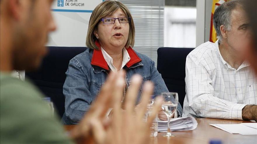 Consejera gallega dice que la  Administración y el sector lácteo buscan un precio sostenible para leche