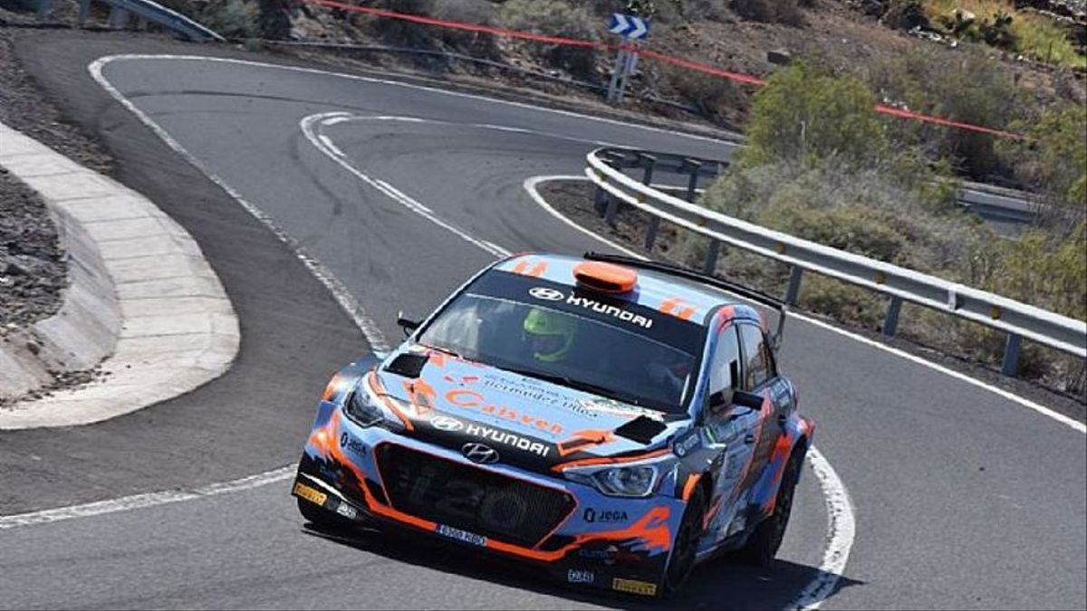 Rally en Tenerife