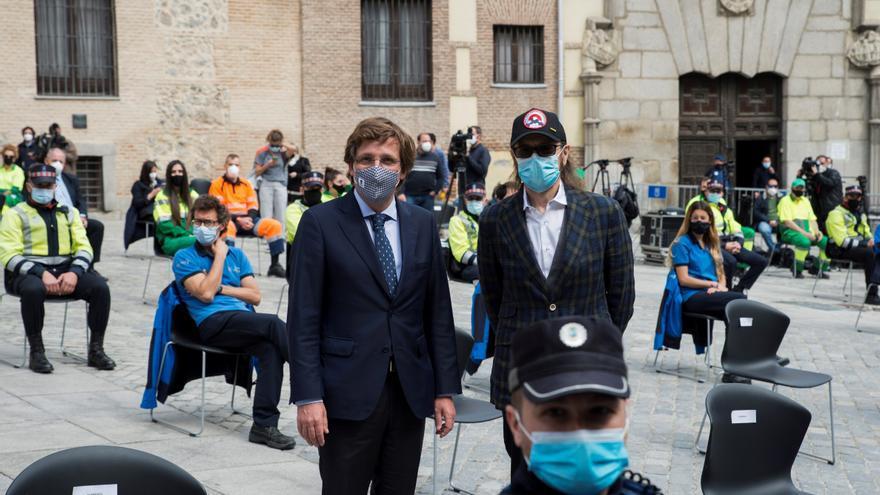 Almeida: El legado del 15M es la coleta de Pablo Iglesias