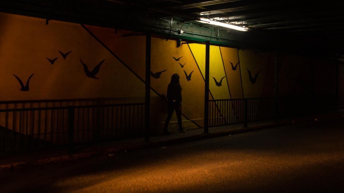 El monitoreo de la iluminación al ritmo de la circulación de las mujeres es un reclamo de quienes piensan una ciudad con perspectiva de género.