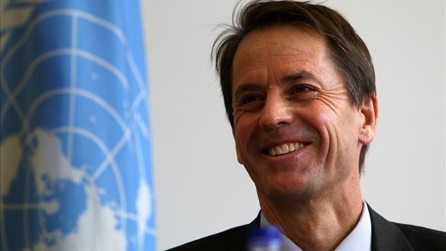 """La ONU considera que el proceso de paz con las FARC está """"culminando"""""""