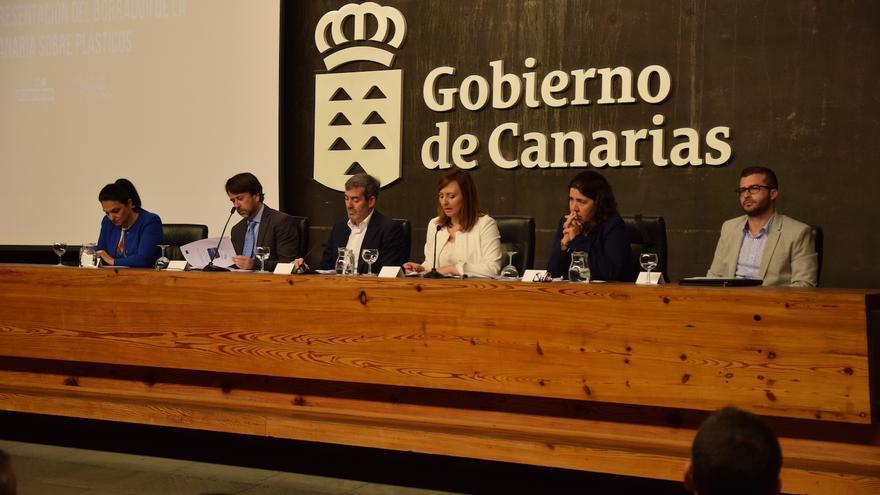 Presentación del borrador de la Estrategia Canaria sobre Plásticos.