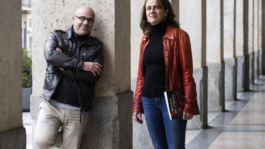 """Martín Niño penetra en la Orquesta Sinfónica de Castilla y León en el libro """"Músicos sin etiqueta"""""""