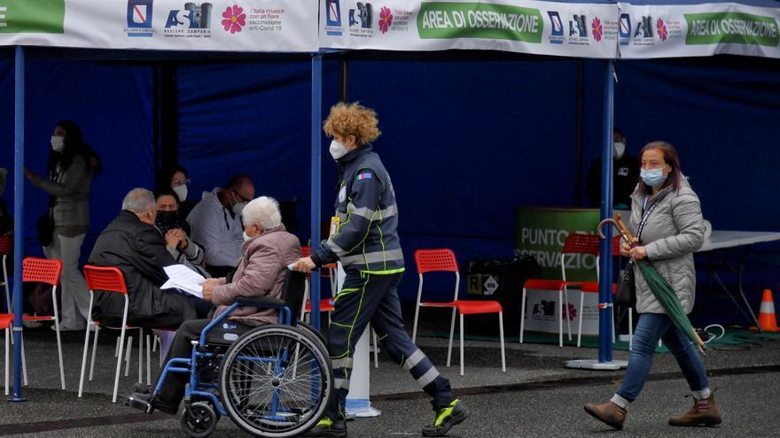 Italia prorroga hasta el 15 de mayo la cuarentena para los llegados de la UE