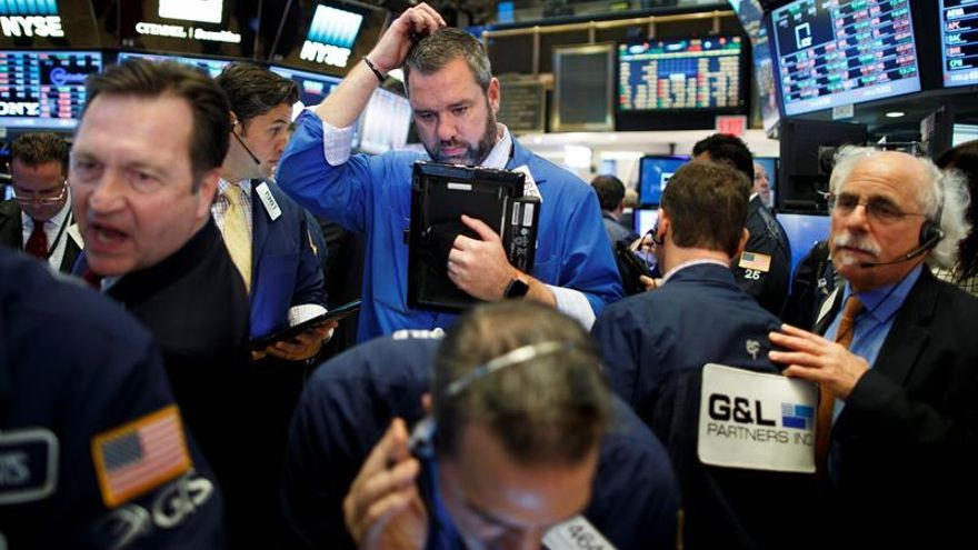 Wall Street amplía sus ganancias y el Dow Jones avanza un 1,26 %