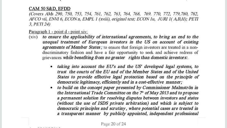 TTIP- Euroblog