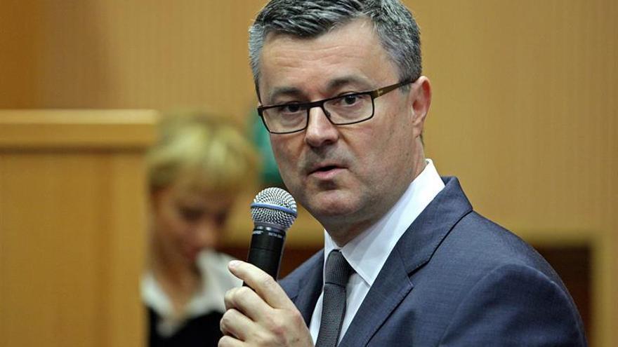 El Parlamento croata se disuelve y abre el camino para elecciones en septiembre