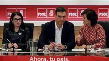 El PSOE amenaza con cerrar por ley la cripta de la Almudena si acoge los restos de Franco