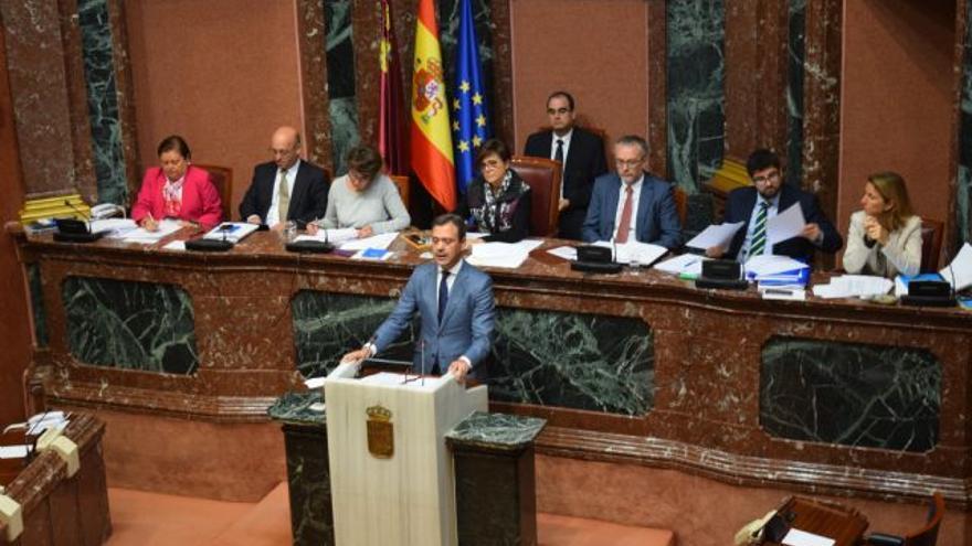 El alcalde de Yecla y diputado regional Marcos Ortuño