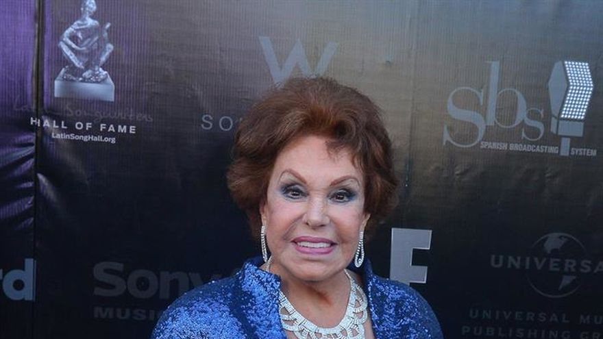 Muere en Miami a los 89 años la compositora cubana Concha Valdés Miranda