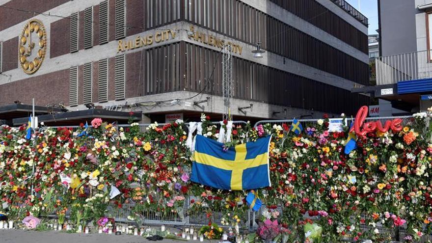 La Policía sueca confirma que ha interrogado a siete personas por el atentado de Estocolmo