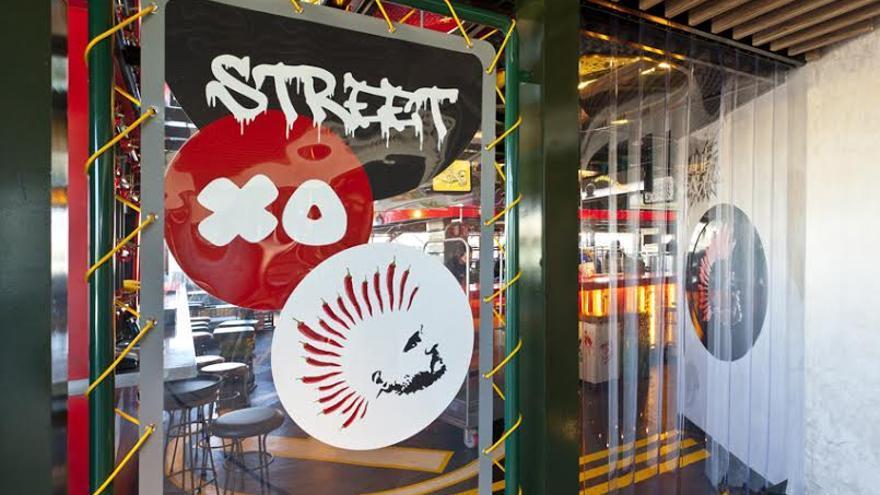 StreetXO, David Muñoz, Madrid