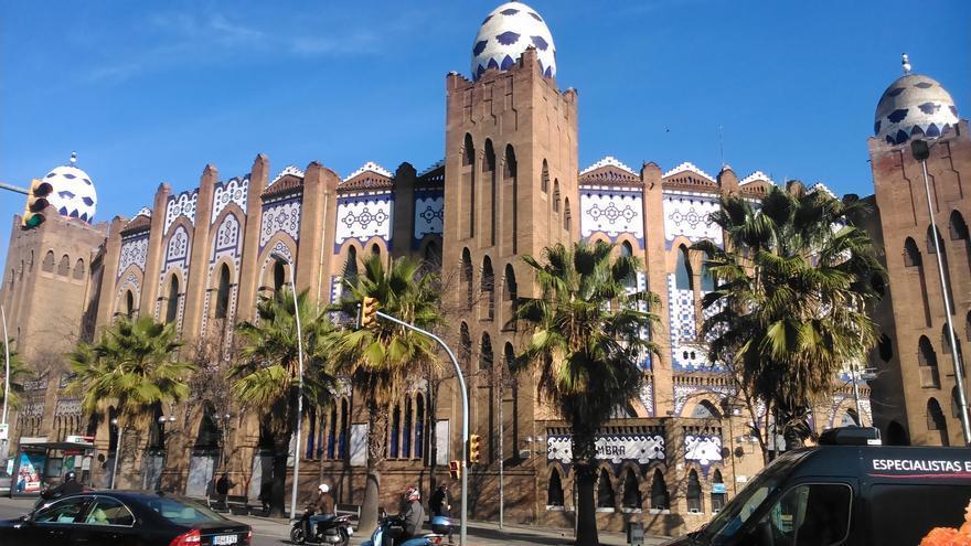 Plaza de Toros Momunental de Barcelona