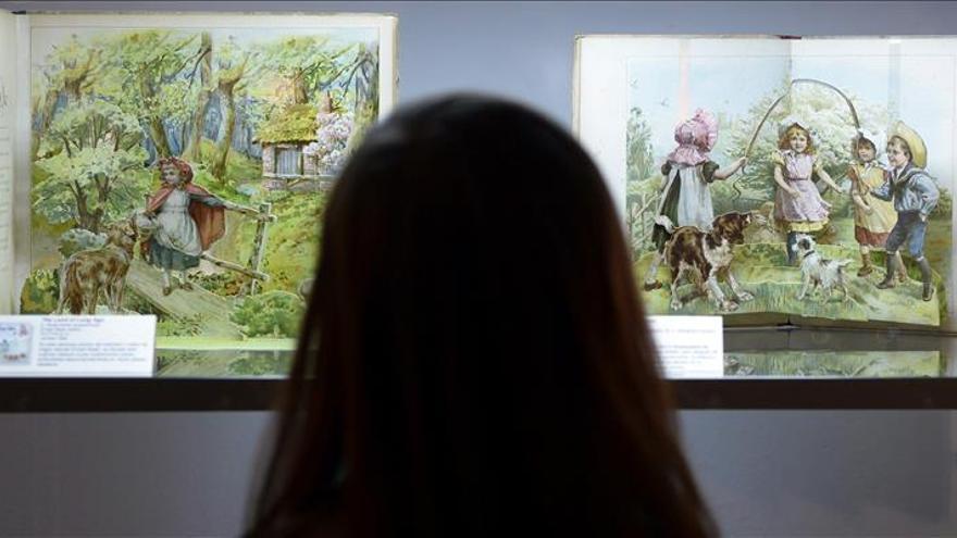 Valladolid acoge una exposición de literatura en cuatro dimensiones