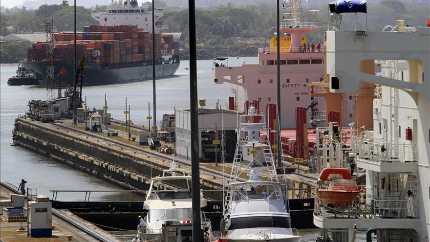 Comienzan a llegar los trabajadores para reanudar la ampliación del Canal de Panamá