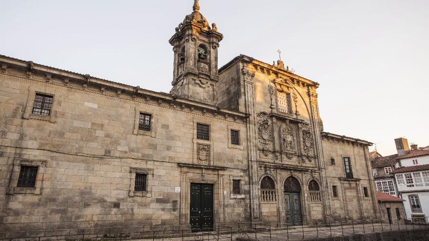 Convento de las Mercedarias de Santiago de Compostela.