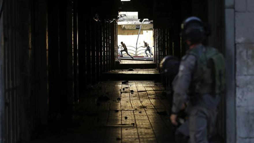 Un palestino herido grave tras intentar apuñalar a los militares israelíes en Hebrón