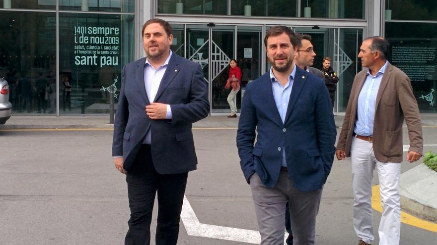 El PDC y ERC se enzarzan por las críticas de una diputada de JxSí al conseller Comín