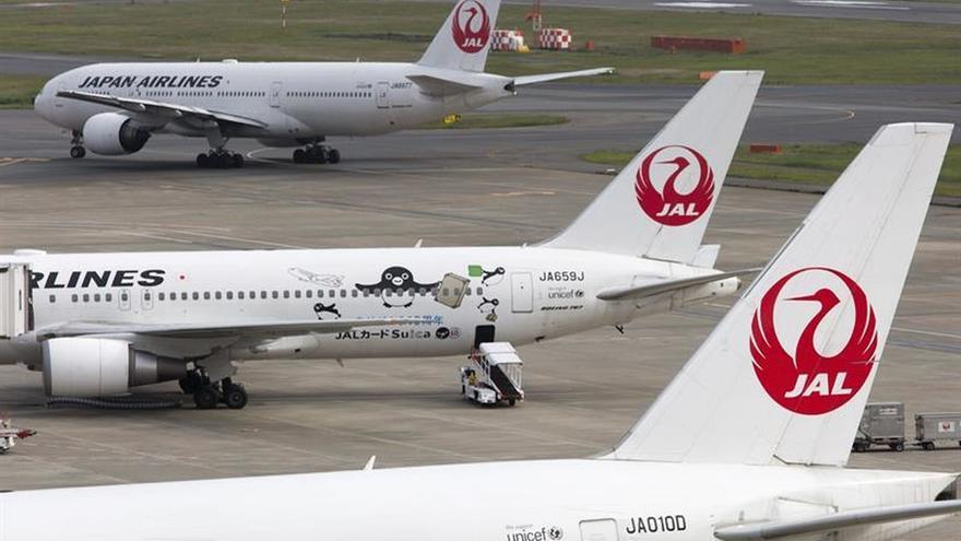 Estafan 2,8 millones de euros a la aerolínea nipona JAL en un fraude por correo