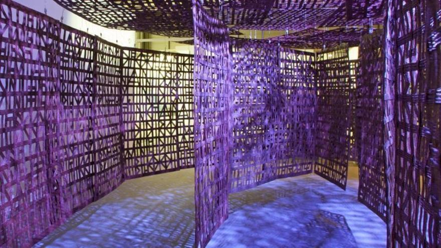 El Centro Botín reúne 22 obras creadas por Cristina Iglesias entre 1992 y 2018
