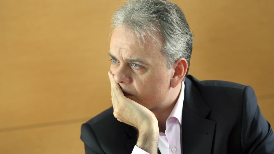 El número uno de Podemos al Congreso de los diputados, Héctor Illueca