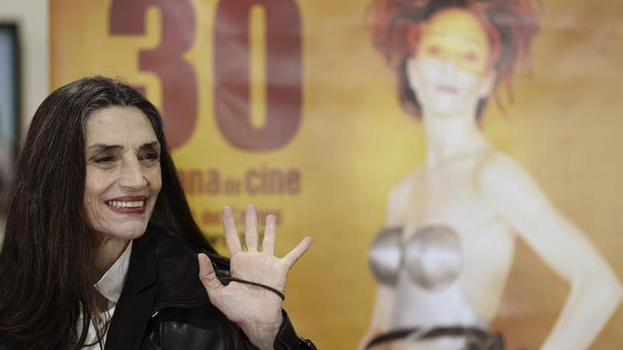 """Ángela Molina destaca buen momento del cine español y su """"potencia emocional"""""""