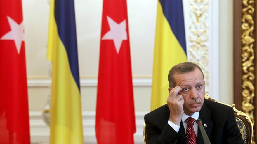 Erdogan aspira sin rivales a un tercer y último mandato sobre su partido