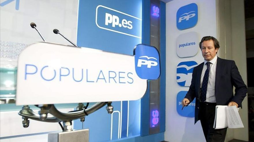 """Floriano dice que los fiscales en Cataluña están """"contaminados por el ambiente"""""""