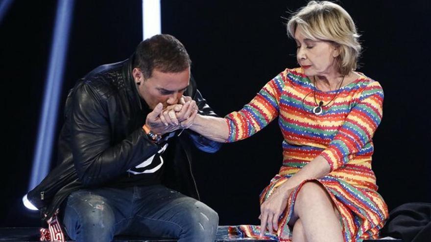 'GH VIP 7' expulsa a Dinio y deja una semana más a Mila Ximénez