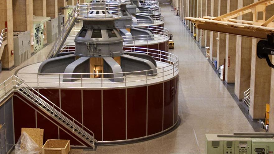Sistema para el control y gestión de las turbinas en plantas hidroeléctricas, con el que trabaja el ITER