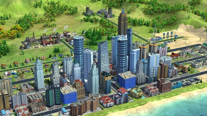 SimCity Buildt