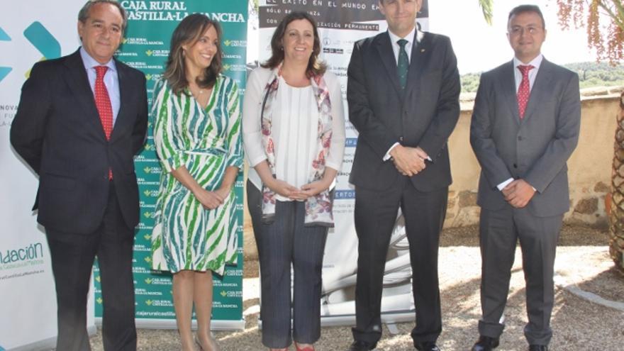 Claudura del Programa de Negocio Digital e-DIR / Foto: Caja Rural Castilla-La Mancha
