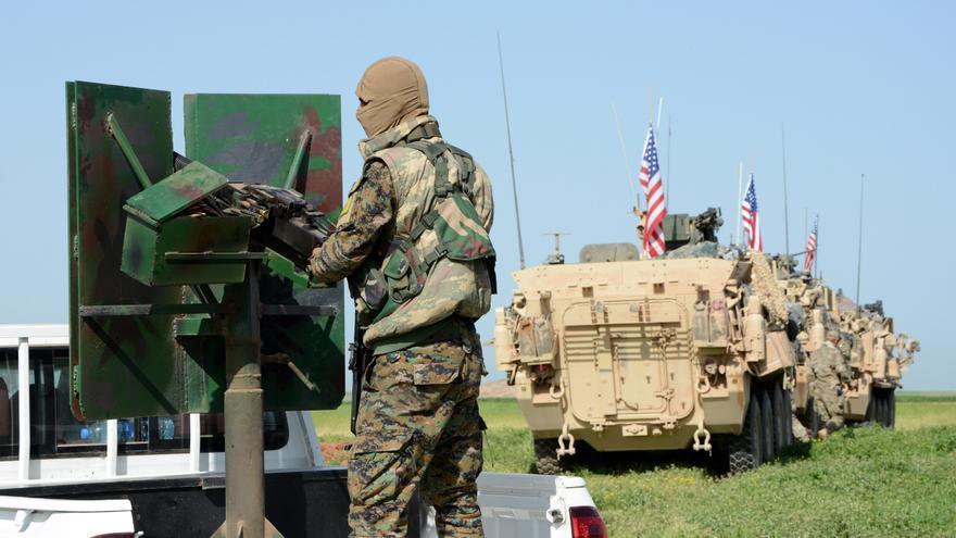 EE.UU. planea retirar inmediatamente sus tropas de Siria