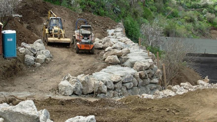 De las obras ilegales en Agaete #18
