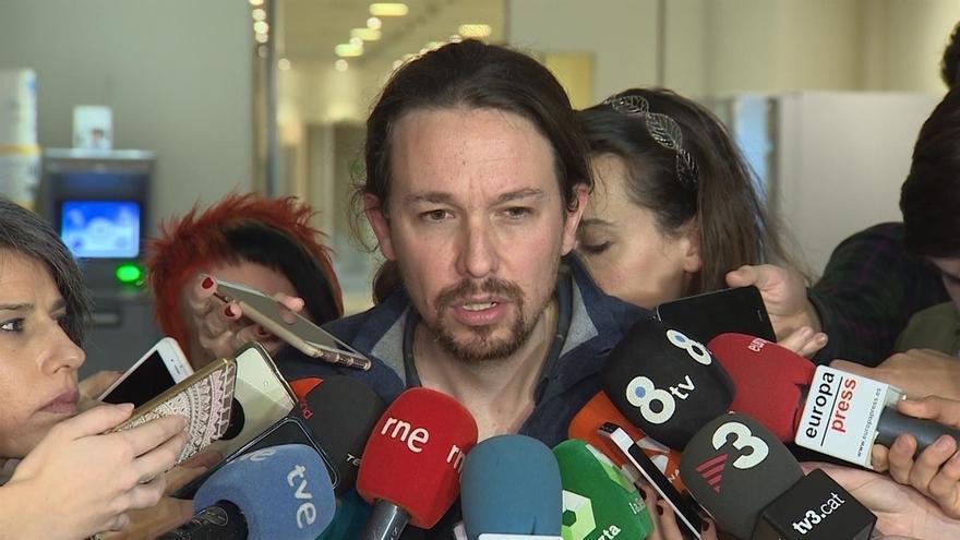 """Iglesias responde a Felipe González: """"El mayordomo de Carlos Slim no nos da lecciones de democracia"""""""