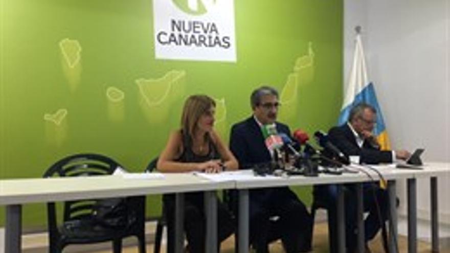 Nueva Canarias presenta 103 enmiendas a los presupuestos de Canarias que aumentan los ingresos en 100 millones