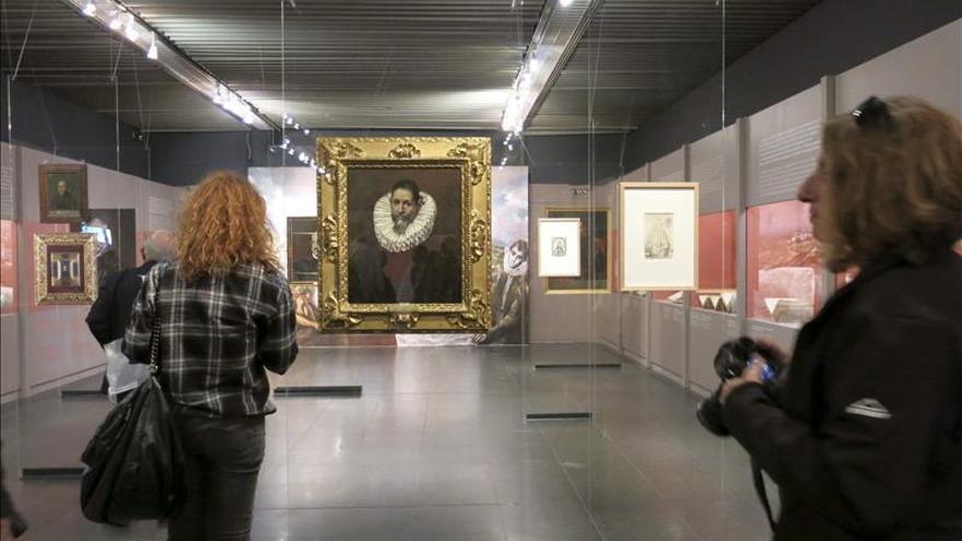 Atenas exhibe facetas poco conocidas del Greco con documentos y manuscritos