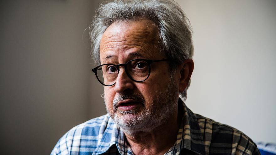 Eduardo Viveiros de Castro, 68 años, antropólogo y profesor en el Museo Nacional de la Universidad Federal de Río de Janeiro