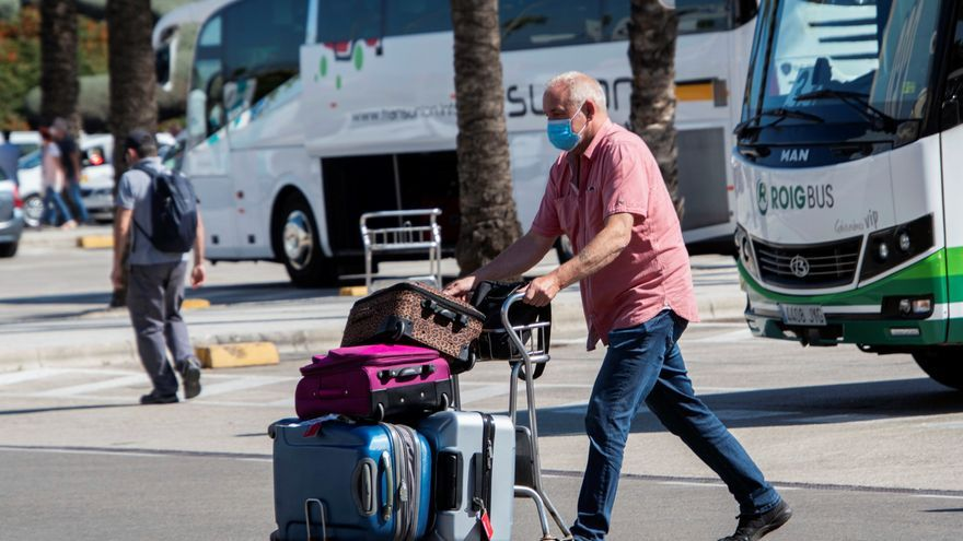 Prorrogan la exigencia de una cuarentena de 10 días a los viajeros procedentes de la India